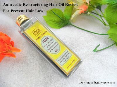 Best herbal hair oil India