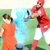 Rougned Odor drenches reporter Emily Jones with Powerade (Video)
