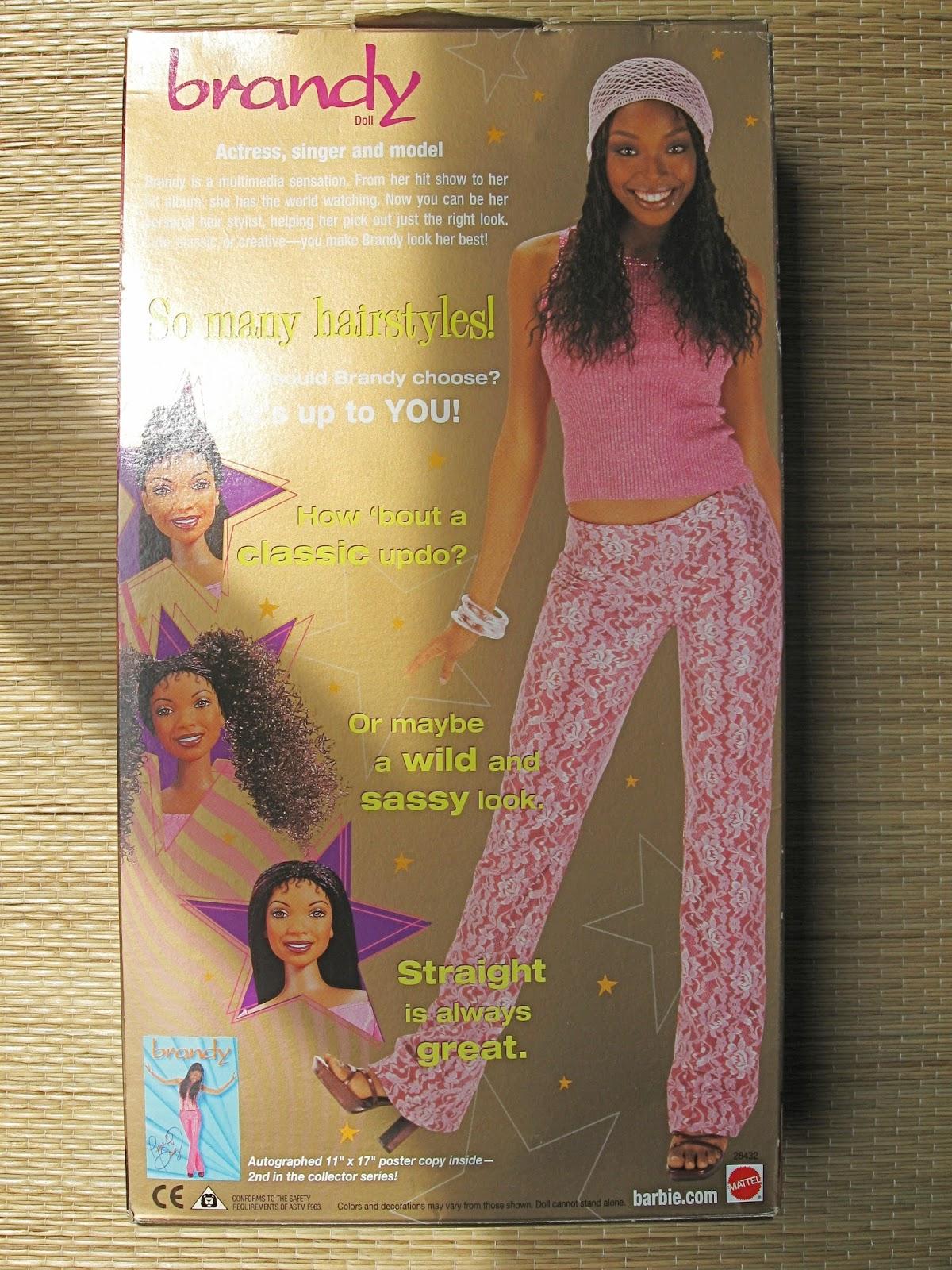 Tremendous Dolces Closet Barbie Stylin Hair Brandy Short Hairstyles Gunalazisus