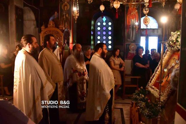 Οι Μυκήνες γιόρτασαν την Παναγία του Καζάν (βίντεο)