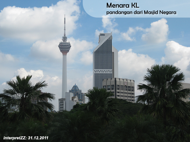 Menara KL / KL Tower