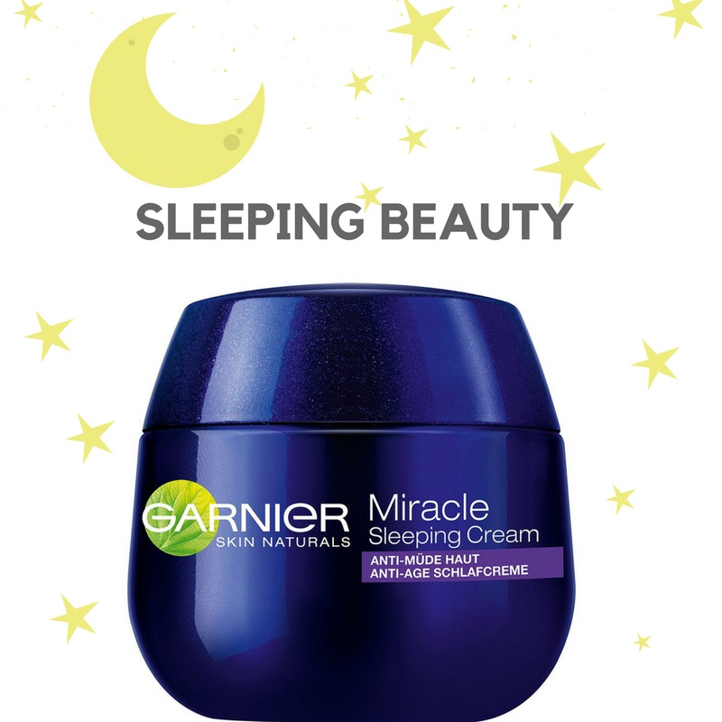 Garnier Skin Naturals Miracle Sleeping Cream