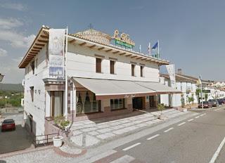 Hotel las Delicias en Cala