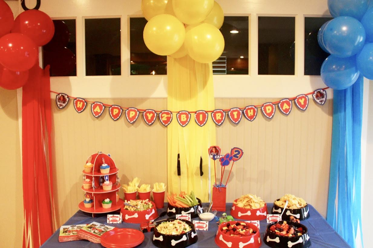 KEEP CALM AND CARRY ON: Paw Patrol Birthday Pawty