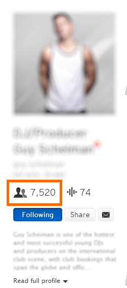 conseguir followers soundcloud