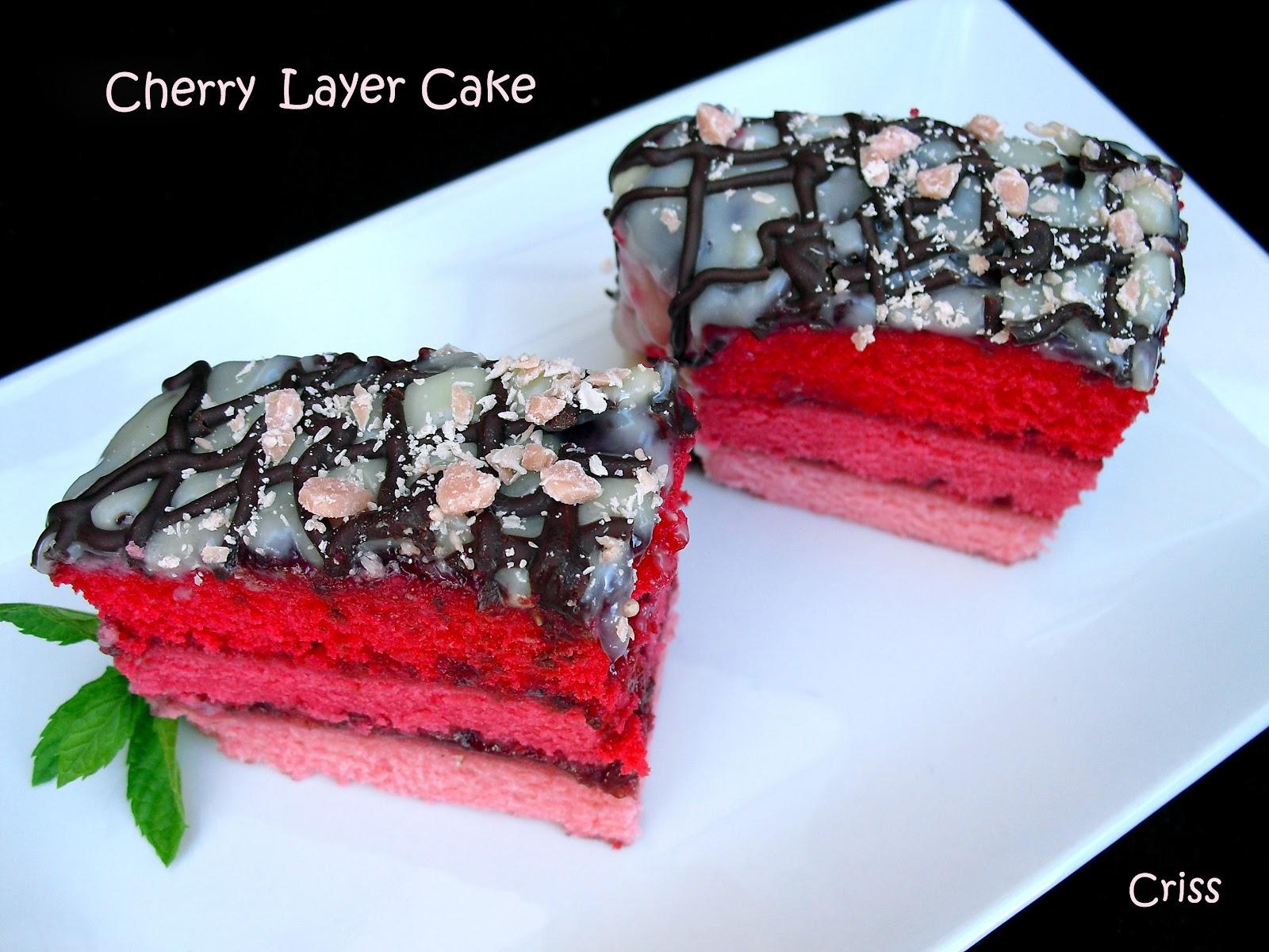 Layer Cake Formula Probability
