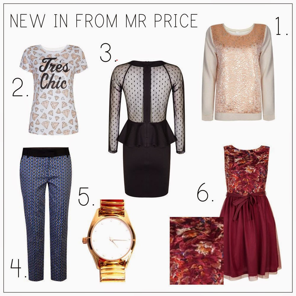 Mr price clothing online south africa
