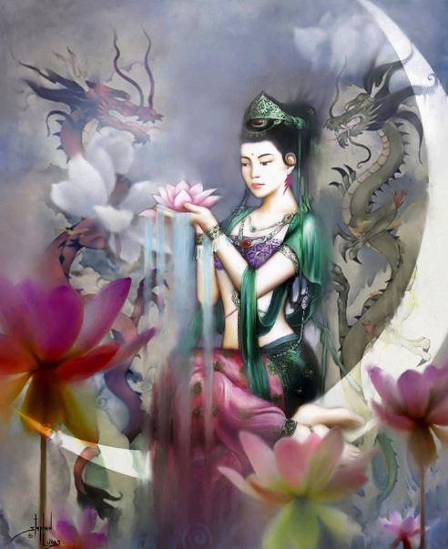 Gwan Yin Goddess