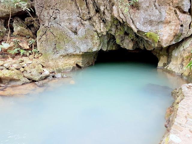 Sangab Underground Cave, Tanay Rizal