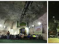 Heboh Masjid Di kedalaman 1.7 KM di Perut Bumi Ini Ternyata Ada Di Indonesia