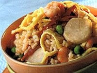 nasi goreng, nasi gorng canton, rsep nasi gorng, Resep dan cara memasak nasi goreng canton