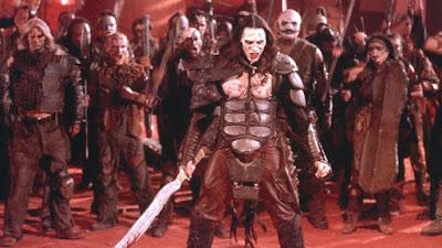 Ghosts of Mars 2001 horror movie still