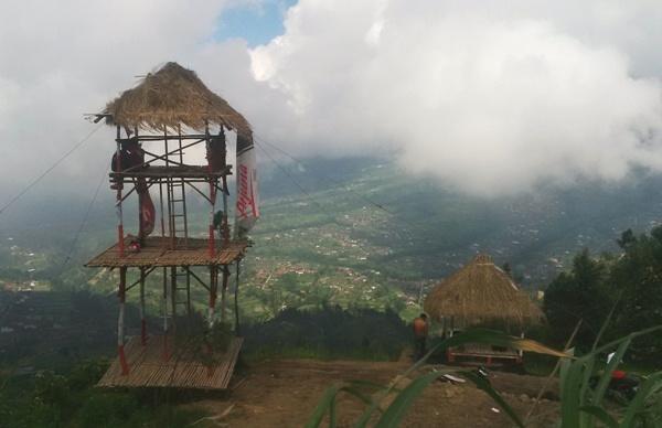 Bukit Gancik, Boyolali.