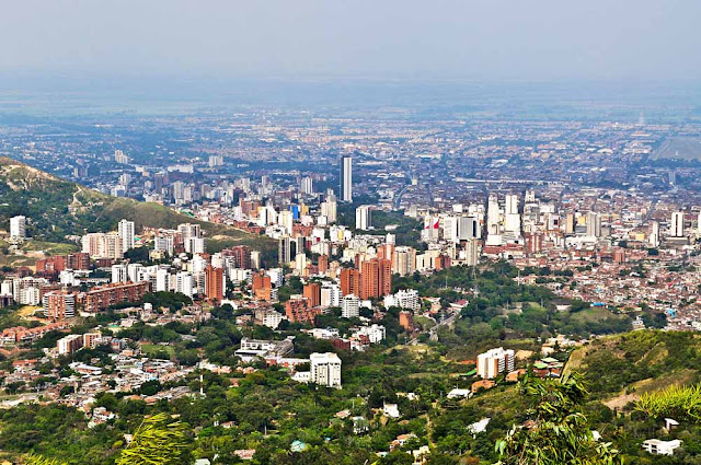 CALI, LA CIUDAD DE CALI EN COLOMBIA