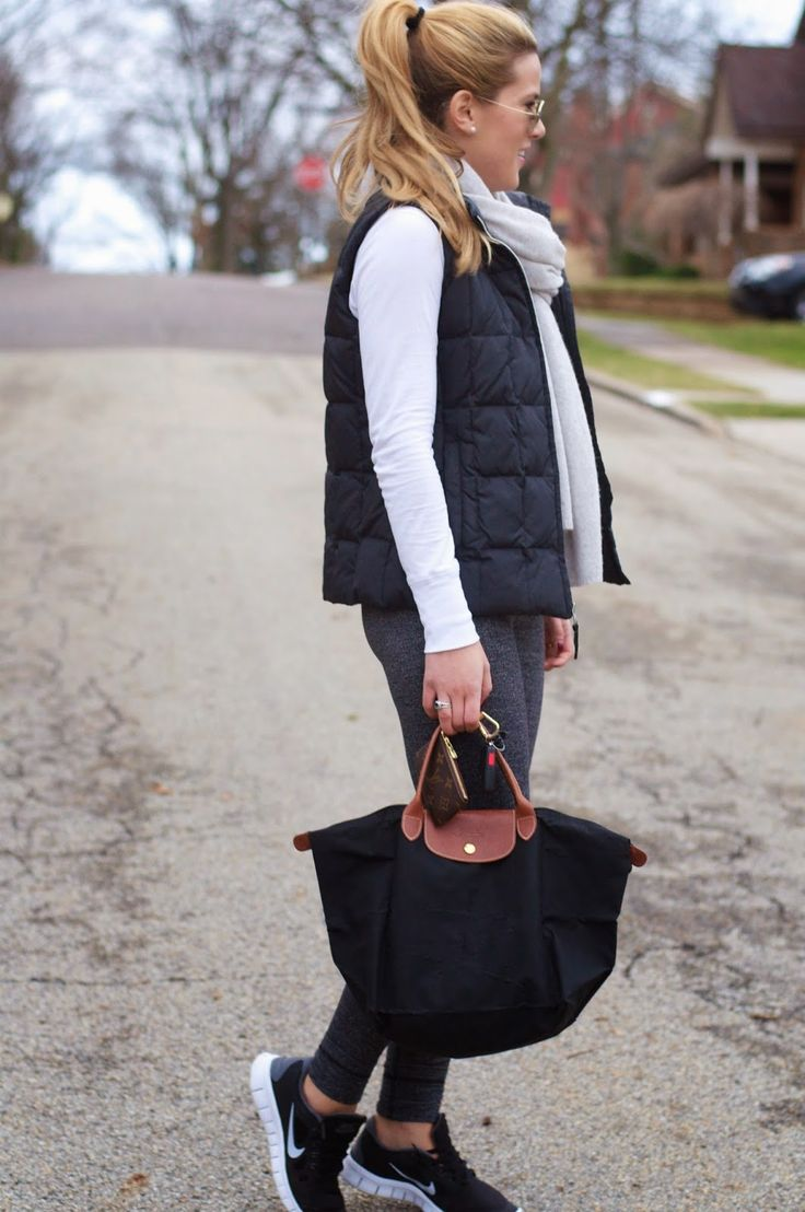 Cute Sporty Outfits to Try in Winter