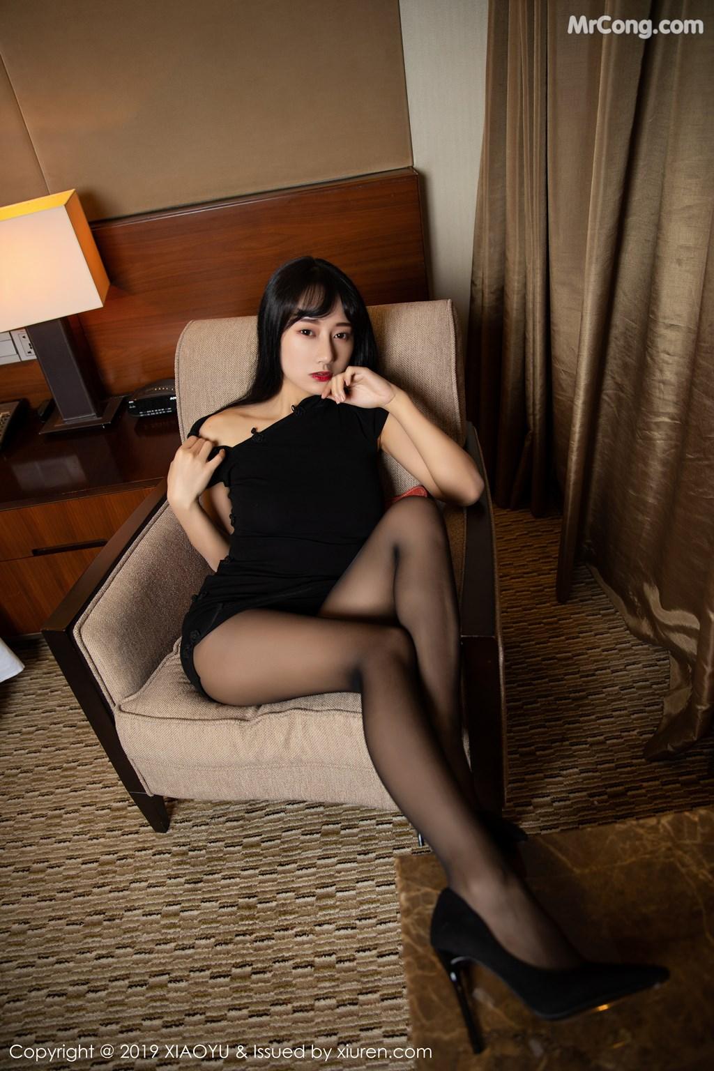 Image XiaoYu-Vol.145-He-Jia-Ying-MrCong.com-043 in post XiaoYu Vol.145: He Jia Ying (何嘉颖) (68 ảnh)