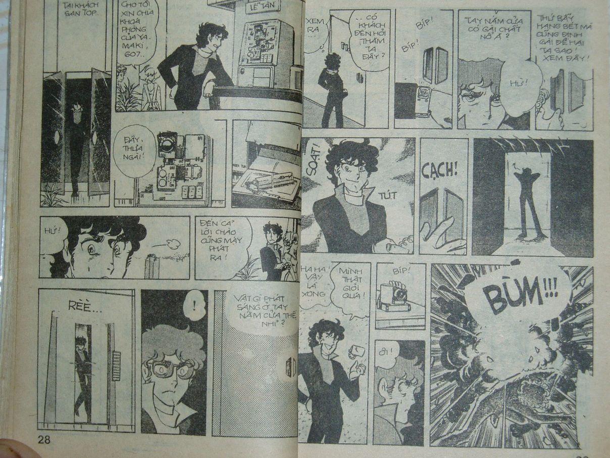 Siêu nhân Locke vol 05 trang 14