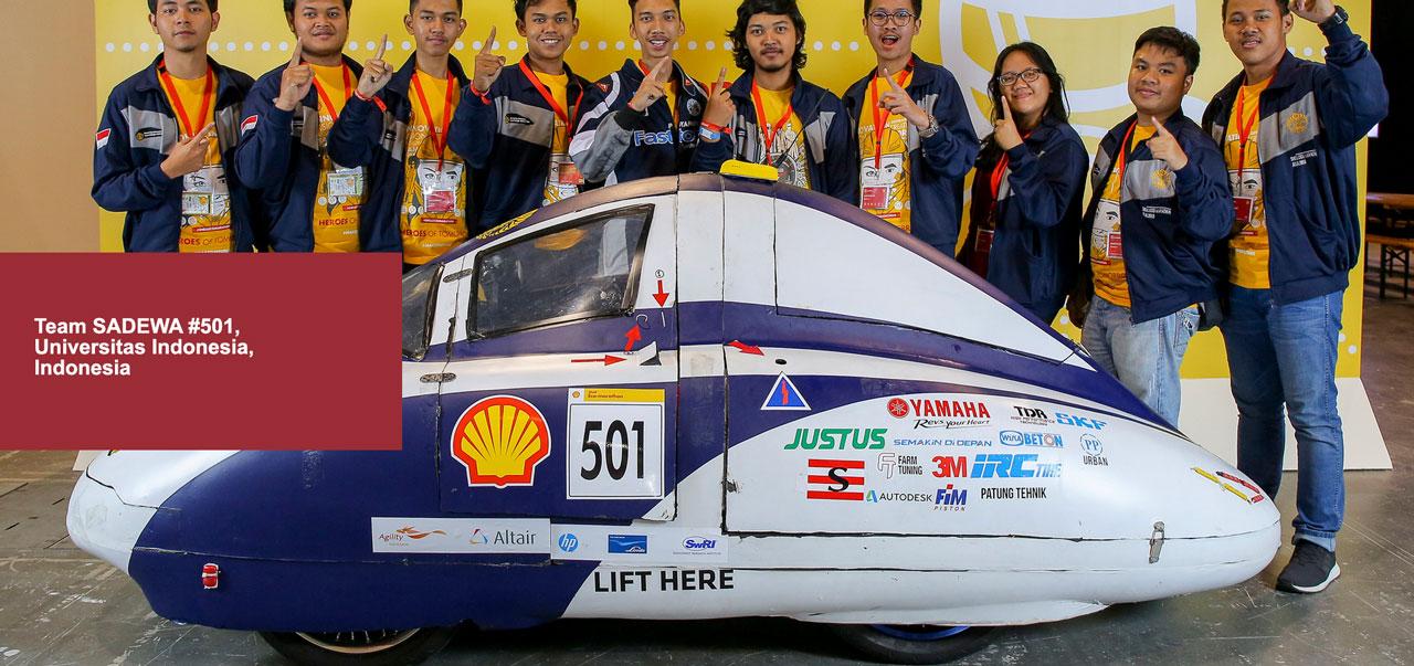 Team Sadewa Indonesia
