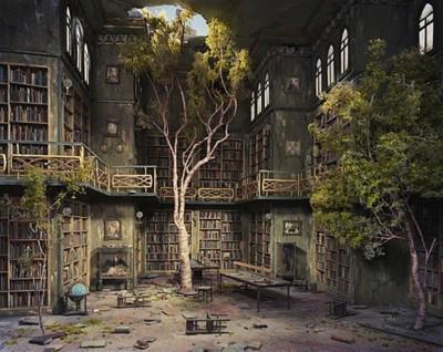 Reflexiones: Las bibliotecas y yo.