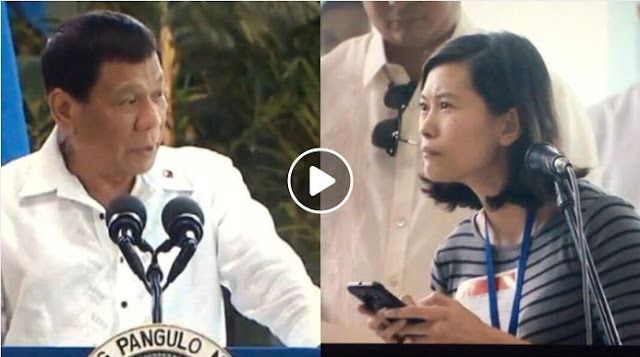 WATCH:  Pia Ranada Burns Anew by Pres. Duterte During Vietnam Visit