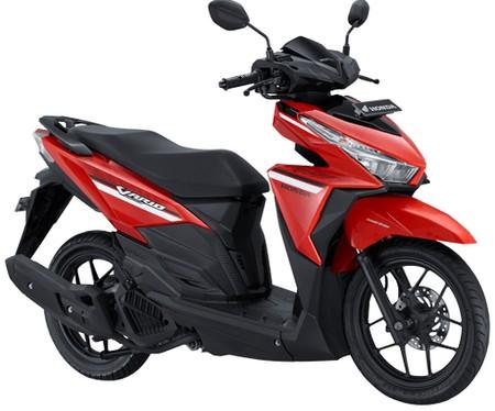 Warna Baru Honda Vario 125