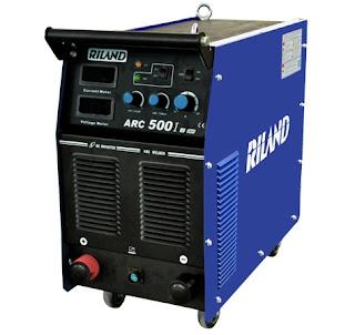 máy hàn que Riland ARC 500