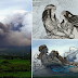 "LOOK: The Legend of Mayon Volcano ""Panganoron and Magayon"" Showed In The Recent Eruption"