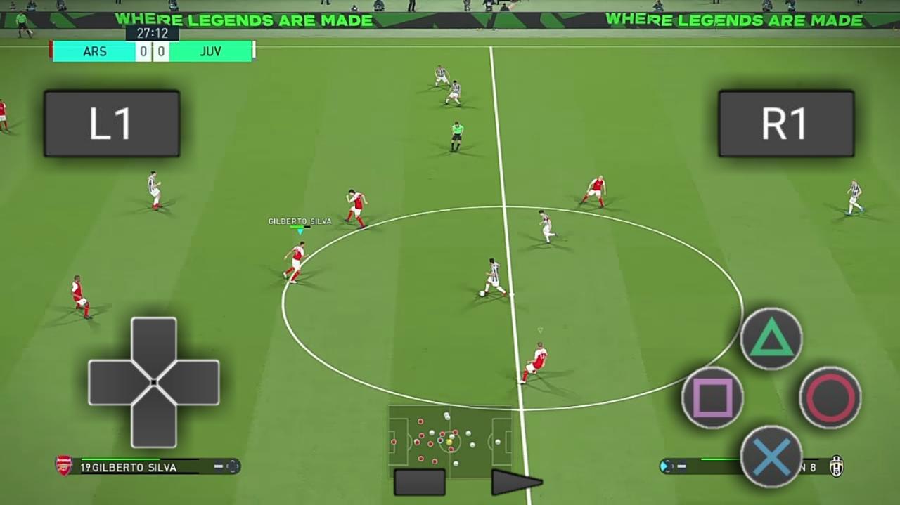 Pro Evolution Soccer 2019 Lite Ps4