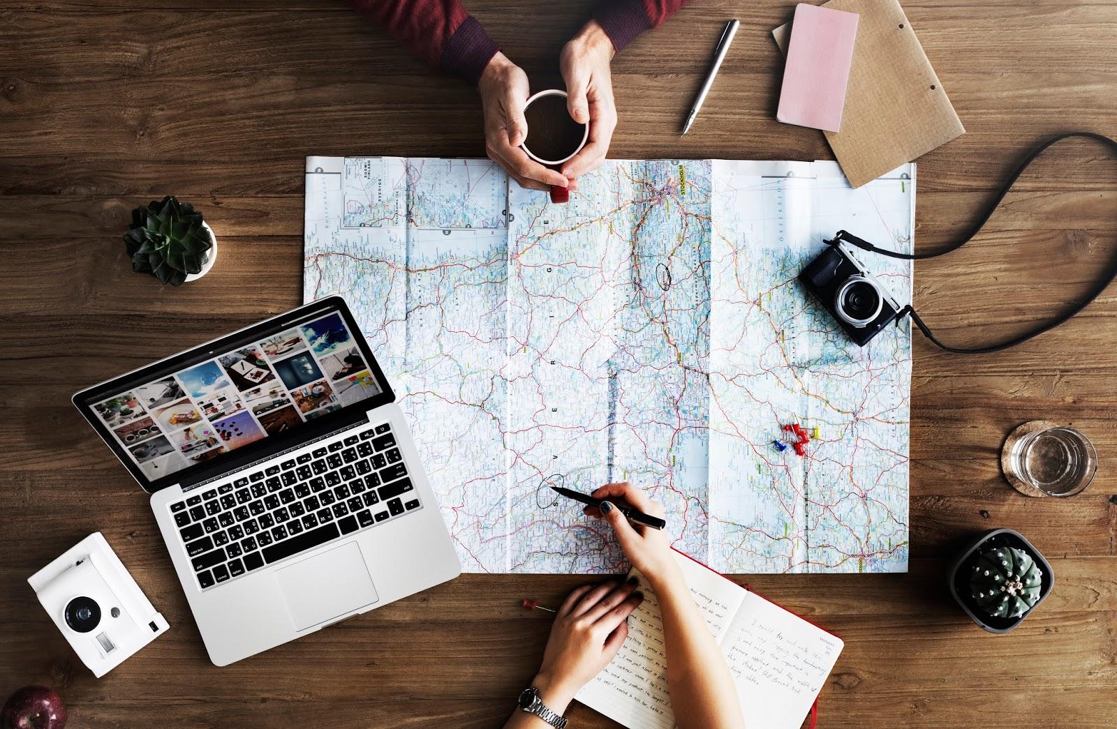 Mapy komunikatów w zarządzaniu kryzysowym