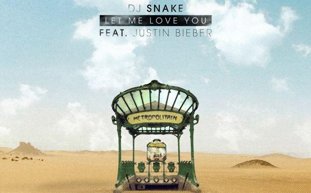 Lirik Lagu DJ Snake - Let Me Love You
