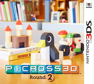 Picross 3D Round 2 Decrypted 3DS EUR