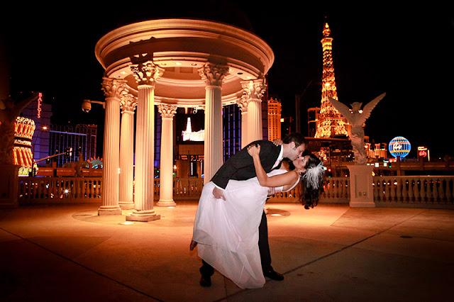 Quanto custa um casamento em Las Vegas?