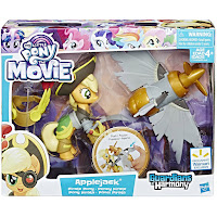 My Little Pony the Movie Guardians of Harmony Applejack Pirate