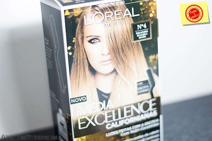 Imédia Excellence Californianas (N°4) - L'Oréal