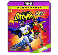 Batman: Return of the Caped Crusaders (2016) Web-DL 1080p Audio Dual Latino/Ingles 5.1