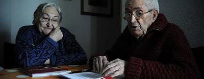 Luchadores incansables por la libertad y la paz: Marcelino Camacho y su mujer, Josefina Samper