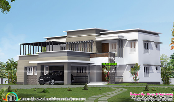 Luxury 4 bedroom contemporary home 3200 sq-ft