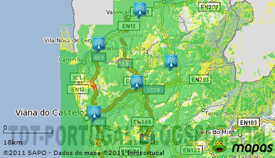 Tdt Televisao Digital Terrestre Em Portugal Tdt Falta De