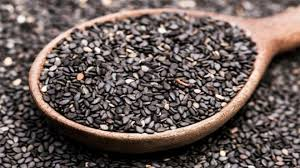 Some special tricks of black sesame seeds