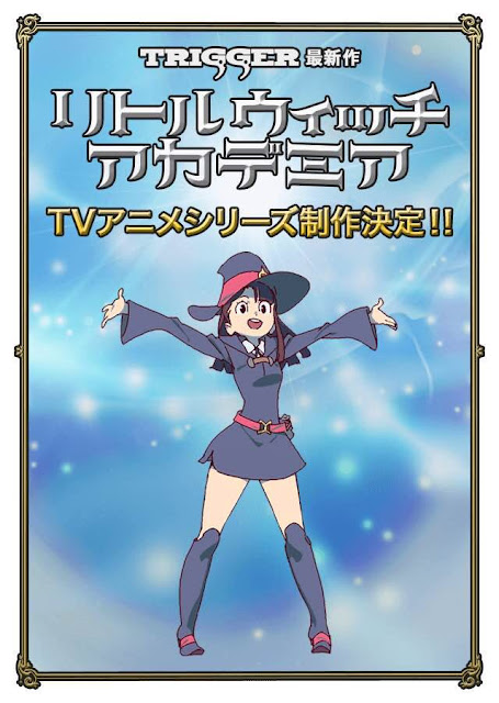 Little Witch Academia TV Anime