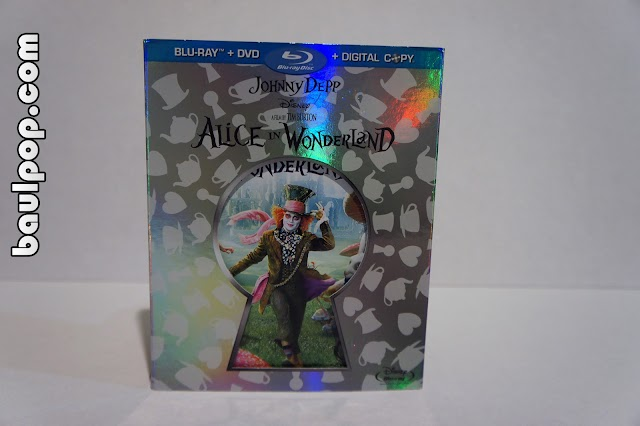 Alice in Wonderland, Best Buy Exclusive