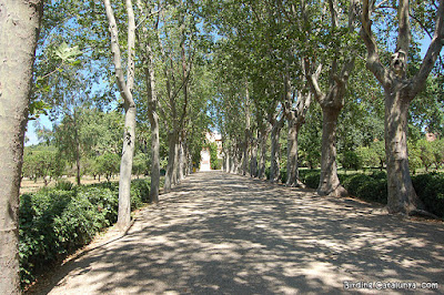 Entrada principal  Parc Samà