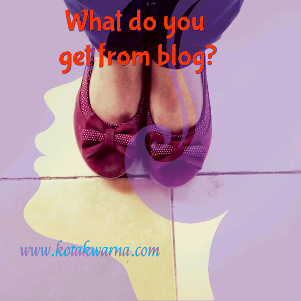 What do you get from blog?