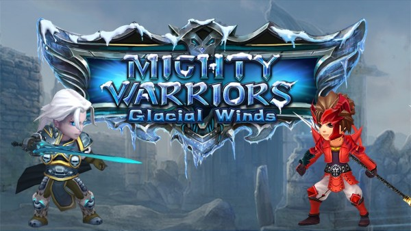 Download Mighty Warriors: Glacial Winds Apk v1.2.2