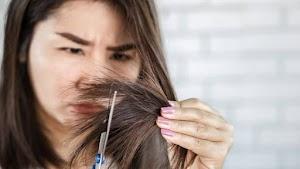 Cara Mencegah Rambut Bercabang yang Bisa Kamu Lakukan Sendiri