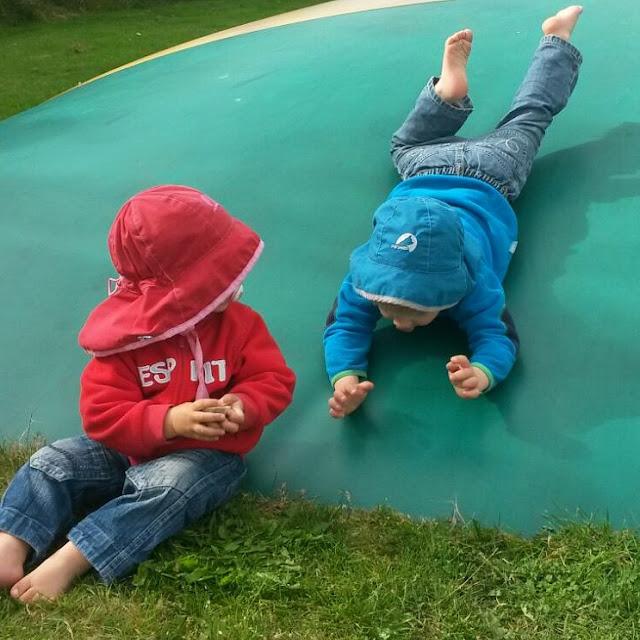 10 Dinge, die man unbedingt im Dänemark-Urlaub gemacht haben muss Dänemark Urlaub Ferien Tourist typisch dänisch Must-See Must-Do Sachen Essen Attraktionen Sehenswürdigkeiten Hüpfkissen