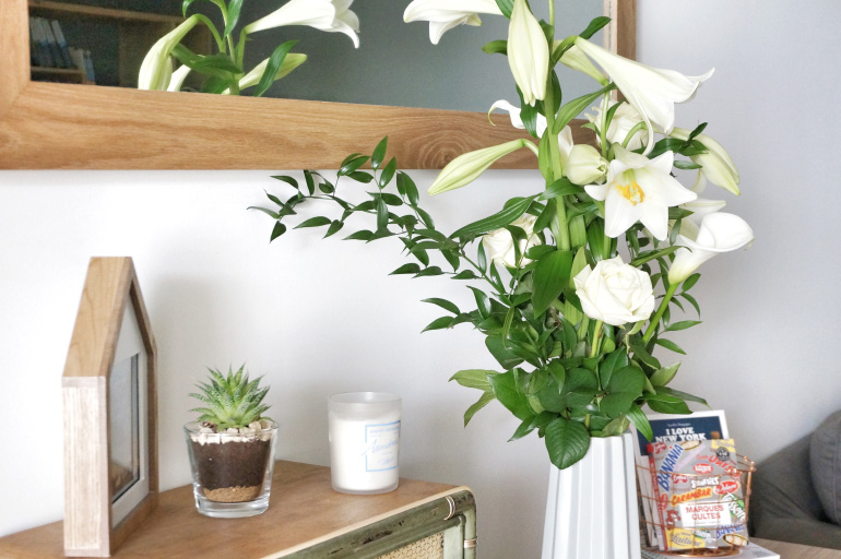 fleurir son appartement quand on n 39 a pas la main verte louise grenadine blog lifestyle lyon. Black Bedroom Furniture Sets. Home Design Ideas