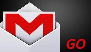 Gmail Go Dirilis untuk Platform Android
