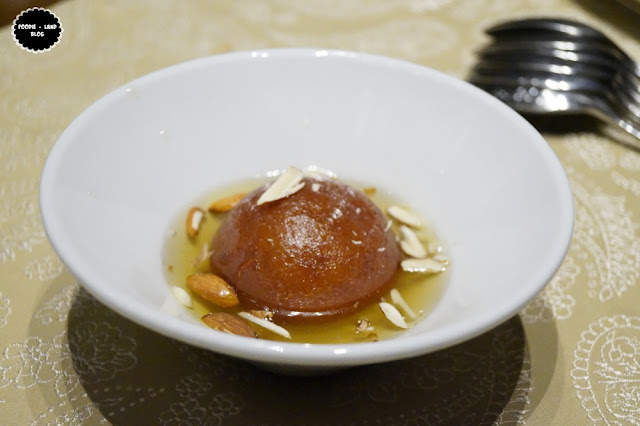 Gulab Jamun @ The New Menu @ Paranda | Vivanta By Taj - Yeshwantpur | Bangalore
