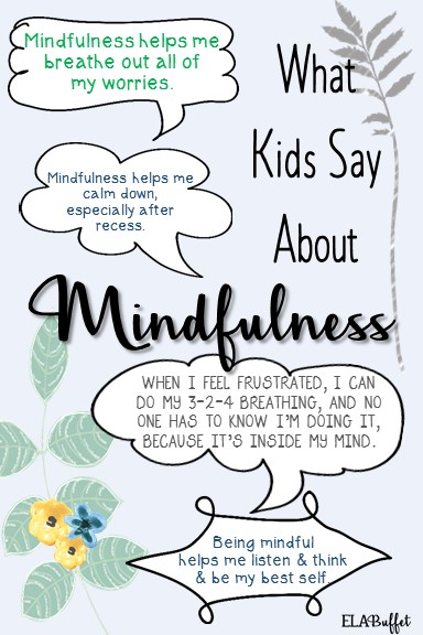 In just a few minutes, you can introduce students to mindfulness, a state in which the brain is relaxed, but focused. Mindful practices can provide students with a lifetime of mind and body benefits and will help kids manage stress, improve concentration, and increase self-control. It can also promote kindness and empathy toward others! Learn some simple mindfulness exercises here!